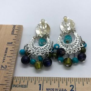 Vintage Jewelry - VTG Fun Earrings